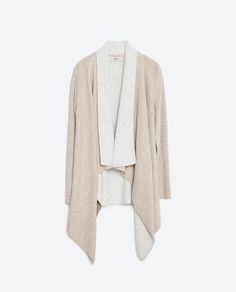 Image 8 of DOUBLE SIDED JACKET from Zara