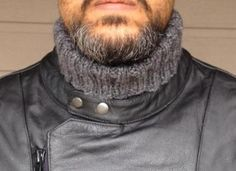 Motorcyclist's Neckwarmer