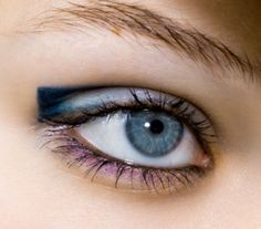 eyeliner game on point