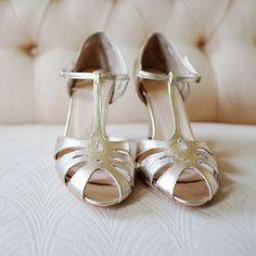 Rachel Simpson Shoes - Ginger