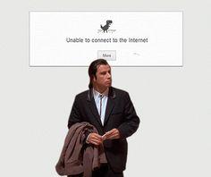 ¿Te sientes perdido sin #internet? No sufras, envía #SMS Emoticón wink  http://www.labsmobile.com #confusedtravolta #gif #gifs #funnvideos #marketing