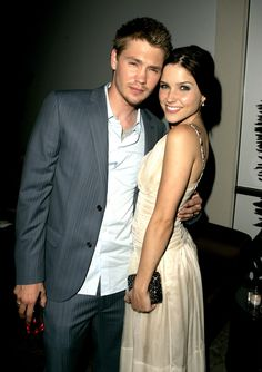 One Tree Hill Costars Chad Michael Murray and Sophia Bush dated, and made our dreams come true. Unfortunately, the annulled their marriage after only 5 months.