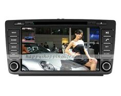 Skoda Octavia 2005-2008 Autoradio DVD GPS Navi with Digital TV  Model: HSL-SD-185D  Starting at: $350.81