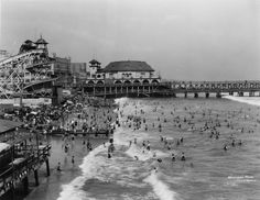 Old Long Beach.  Remember the 'Pike'?