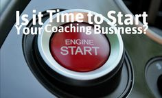 You want to start your own coaching business, but is it the right time? https://www.lifecoachhub.com/coaching-articles/is-it-time-to-start-your-coaching-business