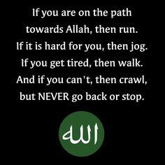 Keep your faith. #islam
