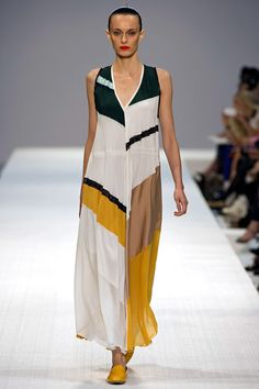SPRING 2013 READY-TO-WEAR  Paul Smith - neckline might be a little low??