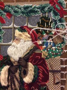 Stunning, amazing, beautiful needlepoint stitches!