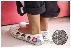 manhwa paint shoes
