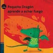 Pequeño Dragon Aprende A Echar Fuego