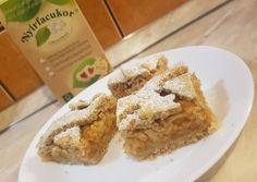 Vegán almás pite | Sándorné Deák Dóra receptje - Cookpad receptek Minden, Food And Drink, Vegan, Cookies, Biscuits, Cookie Recipes, Cookie, Biscuit