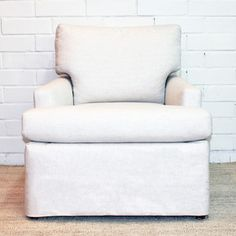 Ella Gray Chair now featured on Fab.