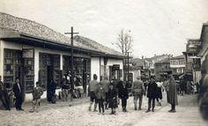 1922 ESKİŞEHİR  Köprübaşı Caddesi