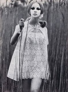 Fashion photography by Patrick Hunt for Vogue UK, June 1969