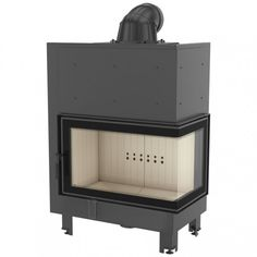Kratki MBO - Wood Burning Fireplace Insert