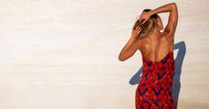 Thin Strap Short Dress, 100 % silk