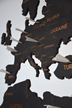 Push Pin Travel World Map Wooden Pin Map of the World Wall H.- Push Pin Travel World Map Wooden Pin Map of the World Wall Home Art Wanderlust Gift for Wife Husband Custom Christmas Travel Lover Gift - Christmas Gifts For Husband, Gifts For Wife, Gift For Lover, Lovers Gift, Large Wall Art, Wood Wall Art, Wood Walls, Decor For Large Wall, New York City Map