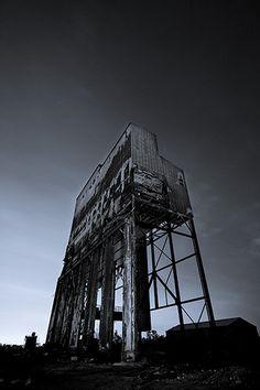 McLouth Steel mill in Trenton, Michigan.