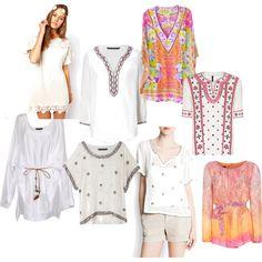 Cinco tendencias de moda verano 2013