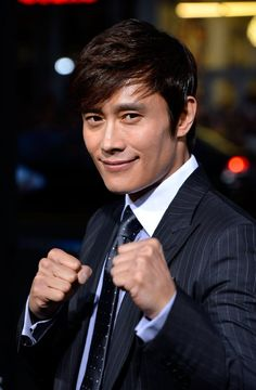 Byung-hun Lee  - Red 2 - In Theaters - July 19th