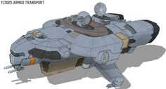 Armored Freighter