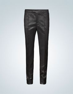 Evony jacquard trousers - Trousers - Tiger of Sweden