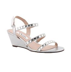 "Nina® ""Naleigh"" Wedge Sandals"