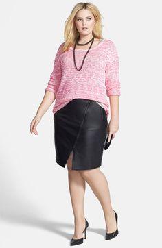 d7c8960218d Plus Size Fashion - Plus Size City Chic  Fluro Fun  Sweater (Plus Size