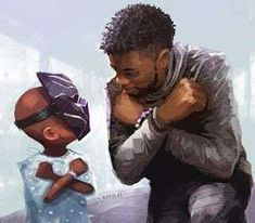 Chadwick Boseman 'Black Panther' Mural Done By Black Visual Artist Unveiled At Disneyland