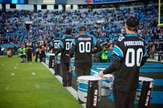 Its just about GAME TIME! Panthers vs Jets Player Intros