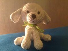Annies DIY: Amigurumi: Dog with no name - Gewinnspiel crochet dog