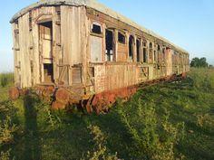 Vagón Antiguo. Invernadas