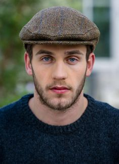 Wear similar brown flat cap with dark color sweater. Irish Traditions 42b2f0cc94fa
