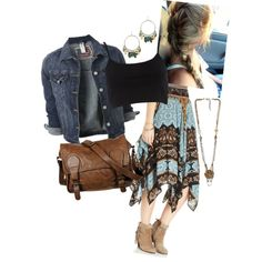 Outfit Denim, Polyvore, Jackets, Outfits, Fashion, Down Jackets, Moda, Suits, Fashion Styles