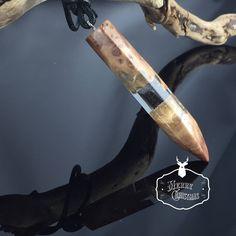 Ein persönlicher Favorit aus meinem Etsy-Shop https://www.etsy.com/de/listing/561405154/clear-wood-resin-necklaceklare-holz-harz