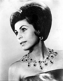 Roberta Peters 86 died 1.18.17 35-yr w/ The MET The Metropolitan Opera Company in NYC