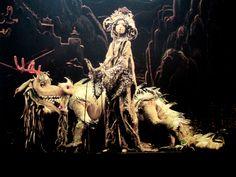 Der Drachentöter at Richard Teschner's Figuren Spiegel.