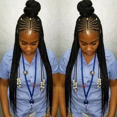 Looking for braid and cornrow inspiration for your next hairstyle? Look no further than these 43 Fulani inspired braids and cornrows styles.