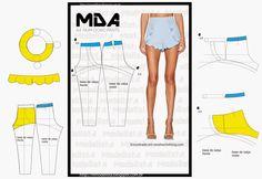 ModelistA: A4 NUM 0060 PANTS