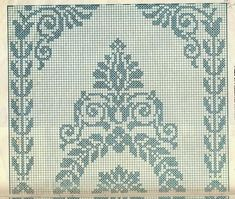 Filet Crochet, Cross Stitch Embroidery, Needlework, Diy And Crafts, Quilts, Instagram, Art, Patterns, Ideas