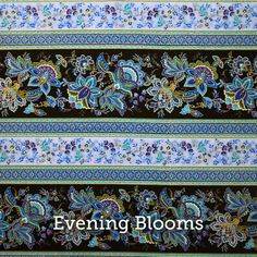 """Evening Blooms Print 20x20"""" Pillow Case by SelemeHealth"""