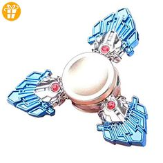 Saingace Hand Spinner Tri Fidget Keramik Ball Schreibtisch Spielzeug EDC Strumpf Stuffer Kinder / Erwachsene - Fidget spinner (*Partner-Link)