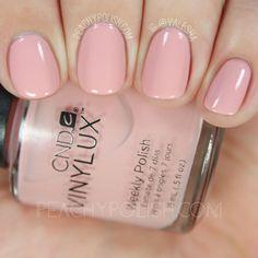 CND Vinylux Pink Pursuit   Summer 2016 Flirtation Collection   Great formula once again.  2 coats.