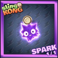 My kong (spark 1/1) on game Sling Kong 💖 #SlingKong