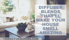 So we all know that essential oils have amazing therapeutic benefits, right? And we all know that essential oils can help us stay above the wellness line, right? But sometimes we just want to use essential oils to make things smell good, right? Right! Try out these diffuser blends that will make your house smell amazing! …