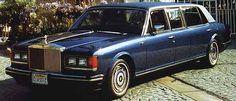 1995 Rolls-Royce Limousine. www.romanworldwide.com #orangecountylimo #lacountylimo #247limo