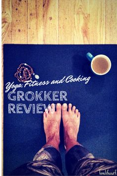 The best yoga, fitness and cooking videos at your fingertips! #BeABetterYou @grokkerinc #fitfluential #yoga #workout #video #AD