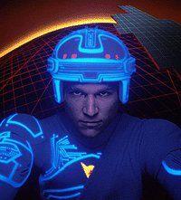 Tron - Jeff Bridges ...  Kevin Flynn / Clu
