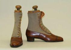 Peal & Co., Ltd. (British)  Shoes  1908–12