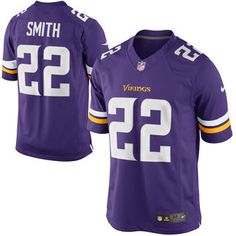 179ef64bf Harrison Smith Minnesota Vikings Nike Team Color Limited Jersey - Purple  Nfl Jerseys For Sale